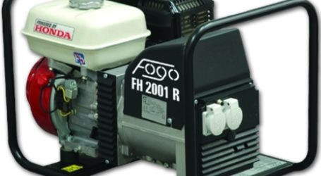 Fogo FH 2001 R / FH 2001 ER