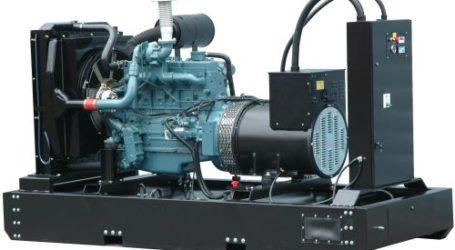 FD 170 Fogo Agregat FD170 z silnikiem Doosan