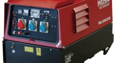 Agregat prądotwórczy o mocy 2-3 kW uruchamiany automatycznie?