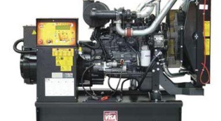 F 160 B OnisVisa Agregat Prądotwórczy FPT-Iveco