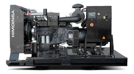 HFW-400 T5 Himoinsa FPT-Iveco