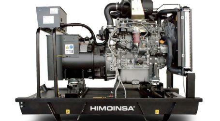HYW-17 T5 Himoinsa Yanmar