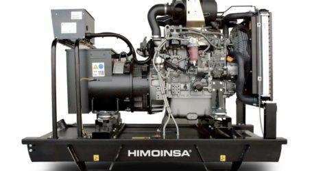 HYW-20 M5 Yanmar Himoinsa