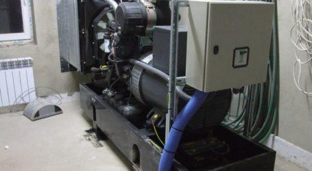 Dostawa i montaż agregatu 100kVA FPT-Iveco SZR
