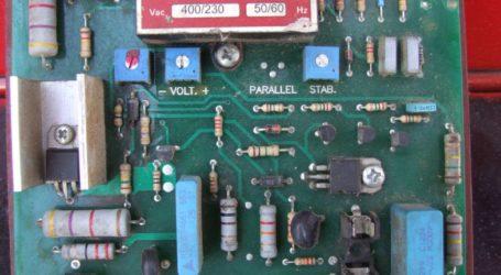 Regulator napięcia AVR SS7