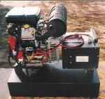AP1-10000 Agregat Pądotwórczy