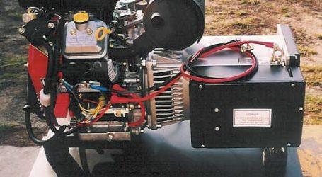 AP1-10000 Agregat Prądotwórczy  Elmeco