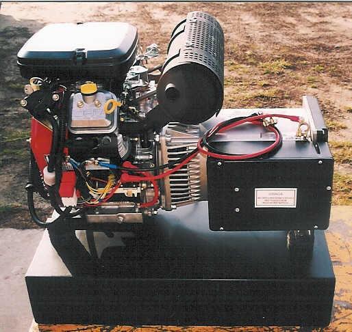 AP1 10000 Agregat Pradotworczy Elmeco 10kW
