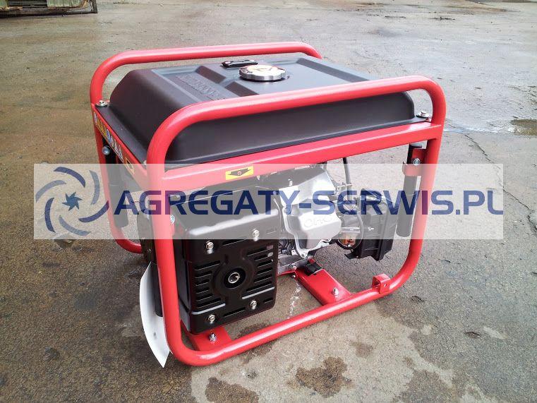 ESE 206 RS-GT Agregat Endress 2,2 kW