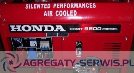ECMT 9500 Agregat Chińczyk