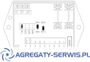 RD2 Sincro AVR Regulator 01