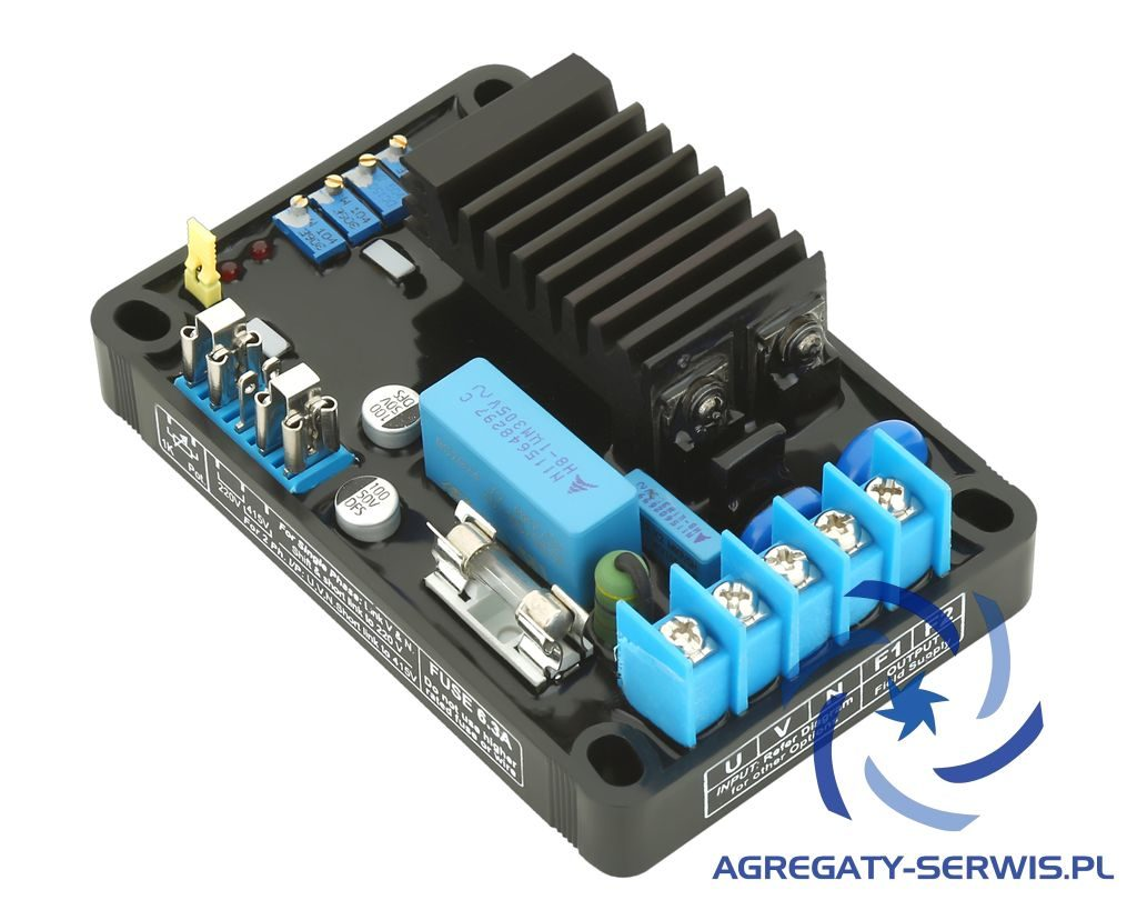 AVR 101 Uniwersalny Regulator Napięcia Prądnicy