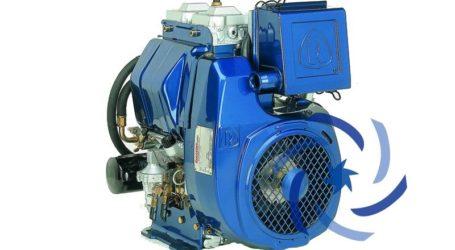 Ruggerini MD150 Silnik