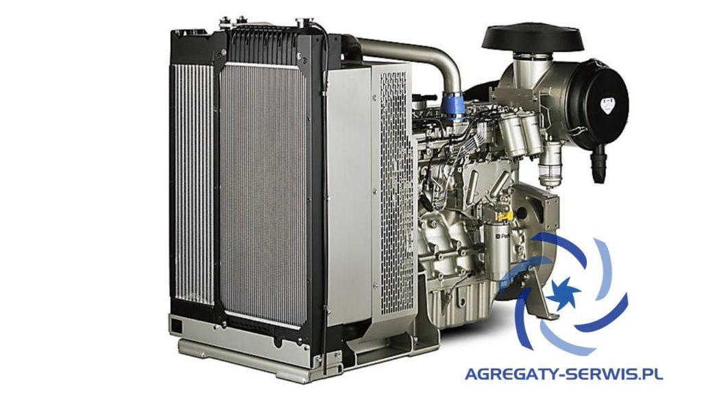 1106A-70TG Perkins Silnik
