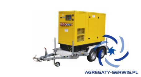 SMG-60I-S Agregat Silnik Iveco